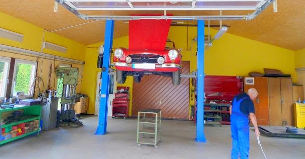 Garage Selbstbau Set : Fertigbau systeme garagen bauen mit system